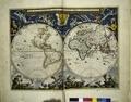 Nova et accuratissima totius terrarum orbis tabula (NYPL b13963883-psnypl map 233).tiff