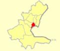Novo Sarajevo location.PNG