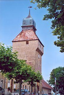 Nozeroy Commune in Bourgogne-Franche-Comté, France
