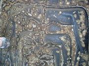 Απεικόνιση της θεάς Νουτ.