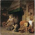 Nys, Pieter - Woman Spinning - Google Art Project.jpg
