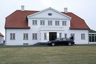 Bessastaðir - Image: OB090126b 3049 Bessastadir