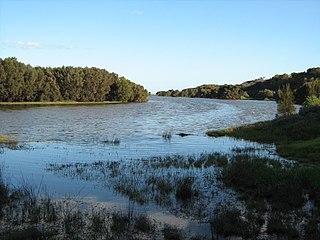 Irwin River river in Western Australia, Australia