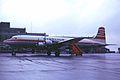 OY-EAN DC-6B Sterling Aws LPL 24MAR66 (5574953375).jpg
