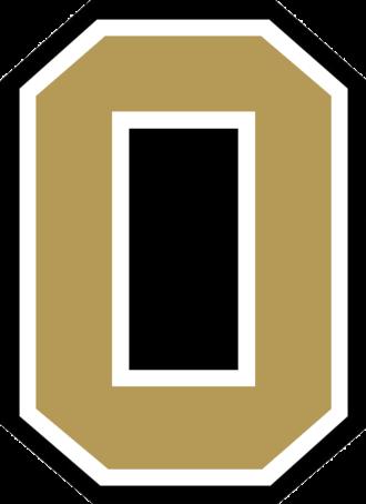 2016–17 Oakland Golden Grizzlies men's basketball team - Image: Oakland Grizzlies wordmark