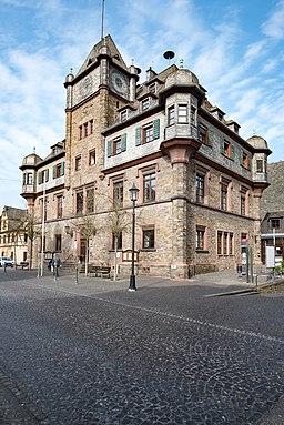 Rathausstraße in Oberwesel