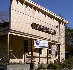 Occidental, California post office