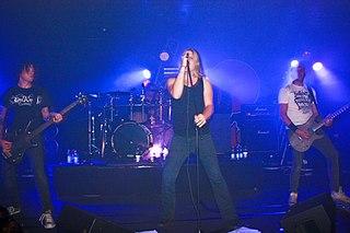 October Tide Swedish band