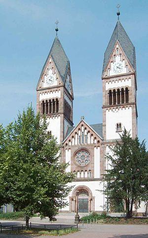 Offenburg: Dreifaltigkeitskirche