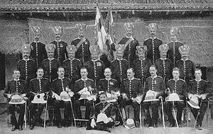 1st Brahmans - Image: Officers 1st Brahmins, 1922