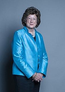 Joyce Anelay, Baroness Anelay of St Johns Schoolteacher, politician