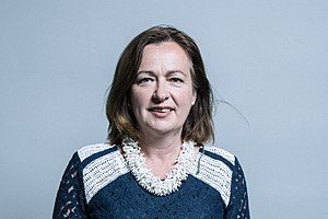 Liz Saville Roberts - Image: Official portrait of Liz Saville Roberts crop 1
