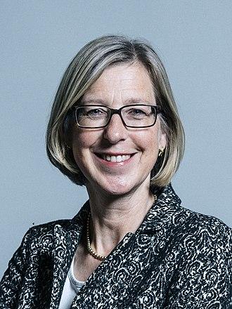 Sarah Newton - Image: Official portrait of Sarah Newton