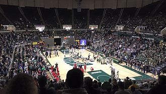 Ohio Bobcats men's basketball - Ohio vs NIU, February 6, 2016