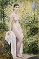 Okada Saburosuke - Nude bei the pond.jpg