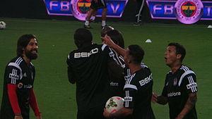 2014–15 Beşiktaş J.K. season - Olcay, Ba, Frei, Hutchinson, Motta