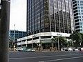 Old Air New Zealand building on Queen 2004.jpg
