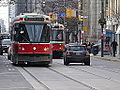 Old CLRV Streetcar on King, 2014 12 06 (25) (15938580726).jpg