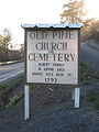 Old Pine Church Purgitsville WV 2008 10 30 09.jpg