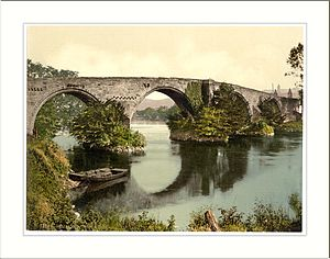 Stirling - The Auld Brig at Stirling