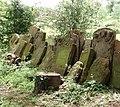 Old gravestones - geograph.org.uk - 435058.jpg