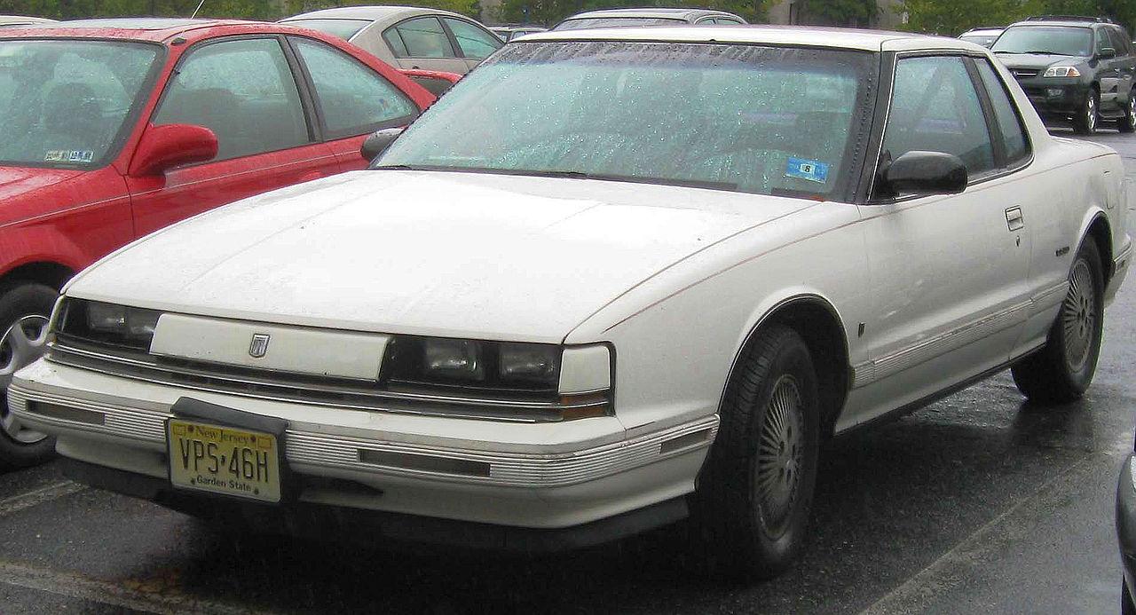 last generation Oldsmobile Toronado