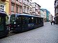 Olomouc, Denisova, u Ztracené, tramvaj.jpg
