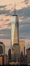 One World Trade Center at dusk 2014.jpg