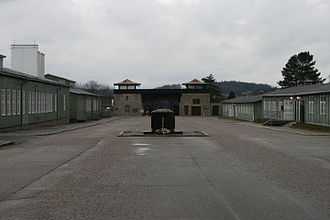 Mauthausen-Gusen concentration camp - Der Appellplatz