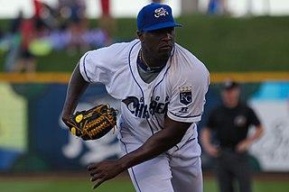 Onelki García Cuban baseball player