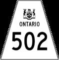 Ontario Highway 502.png