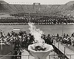 Opening of the Olympic Games in London, 29 July, 1948. (7649948798).jpg