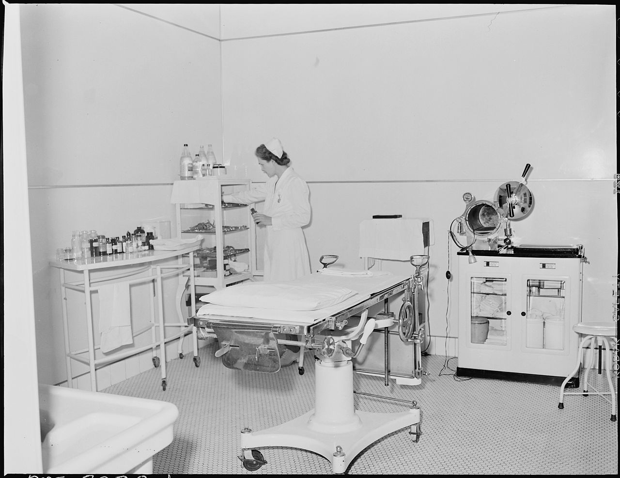 File Operating Room In Company Owned Hospital Inland