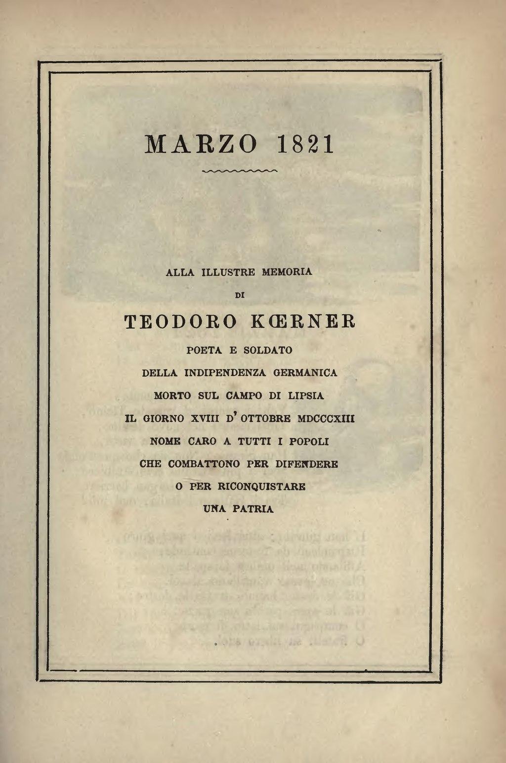 Pagina opere varie manzoni djvu 699 wikisource - Testo i giardini di marzo ...