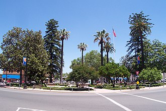 Orange, California - Orange  Plaza (2005)