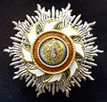 Order of the Royal House of Chakri star for ladies (Thailand 1950-1960) - Tallinn Museum of Orders.jpg