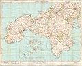 Ordnance Survey One-Inch Sheet 146 Land's End & Lizard, Published 1919.jpg