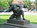 Orpheus Jan van Luijn Beethovenplein Utrecht.JPG