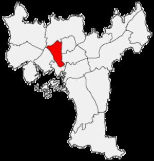 St. Hanshaugen - Image: Oslo sthanshaugen