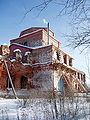 Ostrovoyezersky Monastery - gate church 2010.jpg