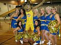 Otago Dancers with Nuggets mascot Mac March 2012.jpg