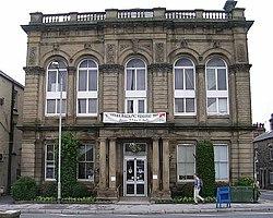 Photo of Otley Mechanics' Institute