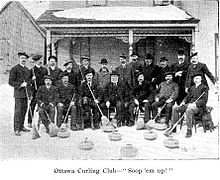 Origins of curling