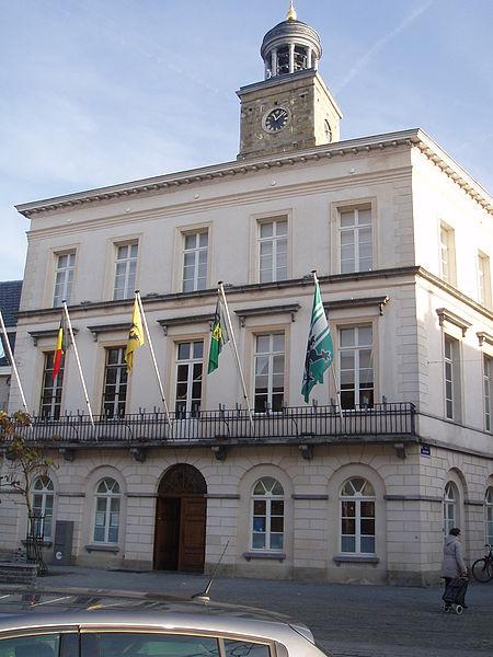 Oud stadhuis Ninove