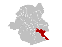 Auderghem municipality in the Brussels-Capital Region