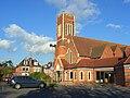 Our Lady and St Anne's Roman Catholic Church, Caversham - geograph.org.uk - 616740.jpg