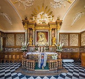 Our Lady of the Gate of Dawn - Chapel of the Gate of Dawn
