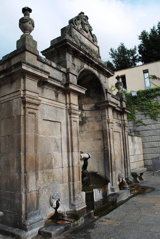 Ourense, As Burgas