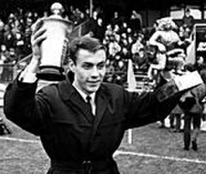 1966 Allsvenskan - Ove Kindvall (IFK Norrköping) - 1966 Guldbollen winner