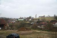 Overview of Všechlapy, Benešov District.jpg